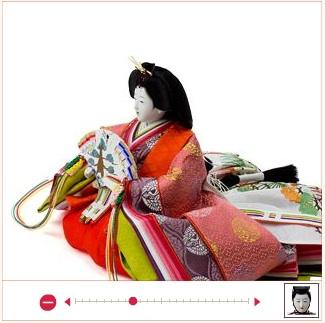 高島屋のひな人形