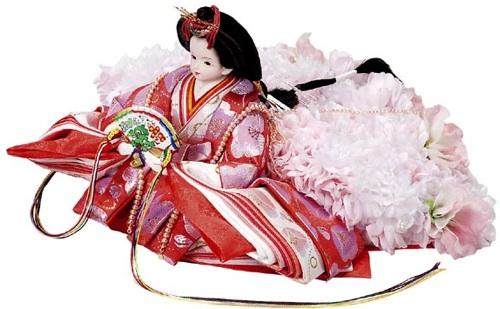 プリンセス雛人形